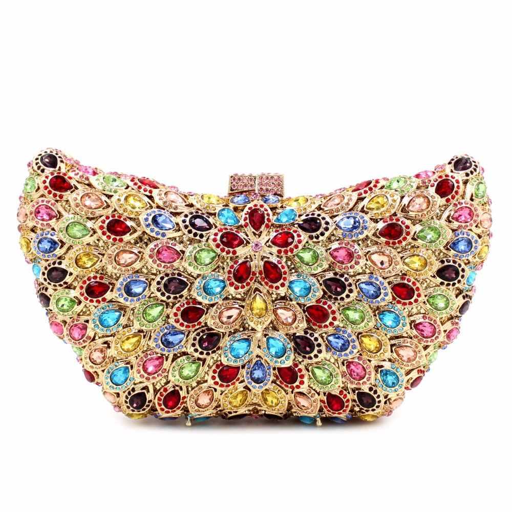2017 new butterfly women evening bags luxury full diamonds ladies single shoulder handbag handbags purses phone bag day clutches 2017 new colorful diamonds women bag single shoulder handbag luxury ladies evening bags handbags purses female day clutches
