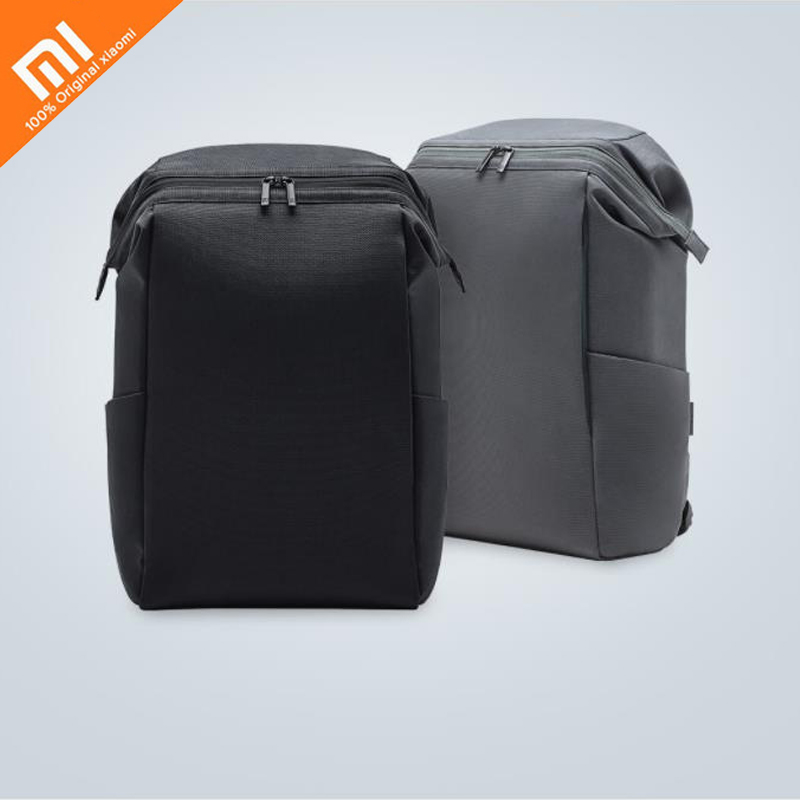 2 вида цветов оригинальный Xiaomi mijia сумка пригородных рюкзак баррель открытие 4 уровня водоотталкивающий простой и легкий для путешествий ра...