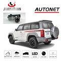 Камера заднего вида JIAYITIAN для Nissan Patrol Y61  камера 4WD/CCD/ночного видения/камера заднего вида/номерной знак