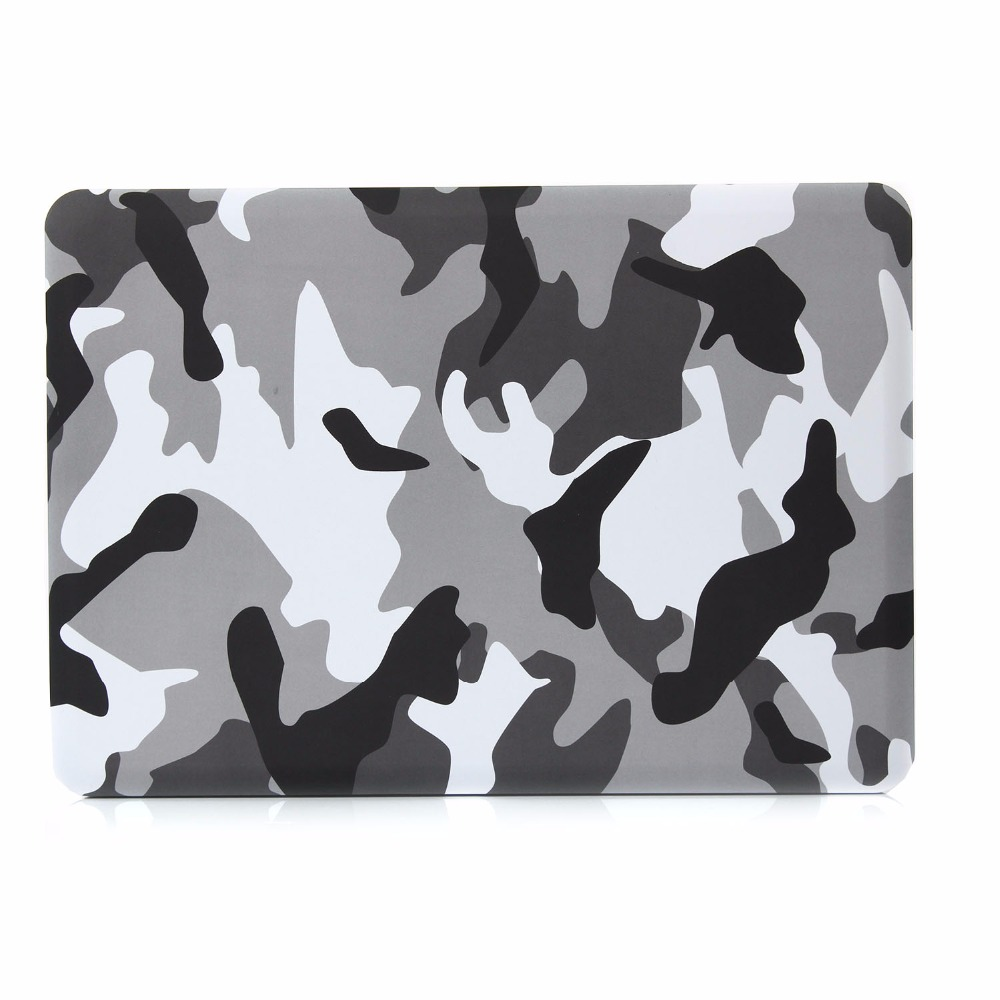 Для MacBook Air Pro Retina 11 12 13 15 Mac 11.6 Air 13.3 Pro 15.4 белый дюймовый 2016 Новинка матовая поверхность матовая Жесткий чехол