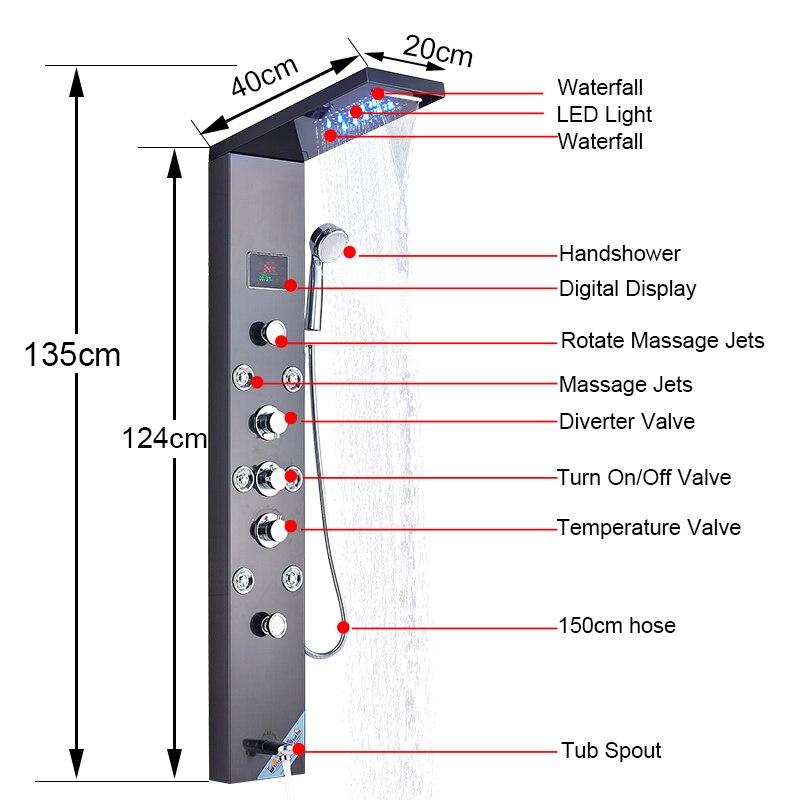 LED-Bath-Shower-Faucet-Temperature-Digital-Display-Shower-Panel-Body-Massage-System-Jets-Towel-Shower-Column (1)