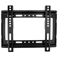 2017 Universal TV Wall Mount Bracket For Most 14 42 Inch HDTV Flat Panel TV