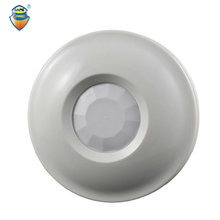(10PCS) freeshipping 360 degree indoor ceiling wired PIR Alarm Home security protection Motion sensor infrared detector NC relay