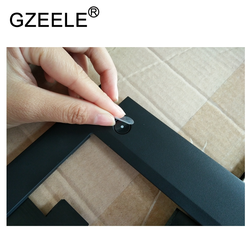 GZEELE new for Lenovo for ThinkPad E430 E430C E435 Palmrest cover upper case Keyboard Bezel without touchpad 04W4149 topcase-in Laptop Bags & Cases from Computer & Office