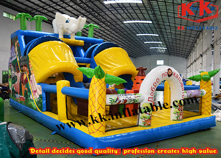 Coconut tree inflatable bouncer,kids amusement park inflatable slideCoconut tree inflatable bouncer,kids amusement park inflatable slide