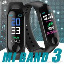 M3 Smart Band Bracelet Heart Rate Watch Activity Fitness Tracker pulseira relogio smartwatch reloj inteligente PK watch aple