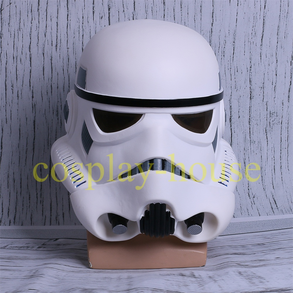 New Star Wars Helmet Stormtrooper Mask Wearable Cosplay Helmet Masks Full Face PVC Adult Party Prop