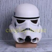 New Star Wars Helmet Stormtrooper Mask Wearable Cosplay Helmet Masks Full Face PVC Adult Party Prop