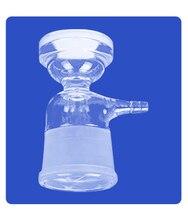 Cabezal de filtración de vidrio para aparatos de filtración al vacío de 500ml, filtro de membrana, equipo de filtro de núcleo de arena, cristalería de laboratorio