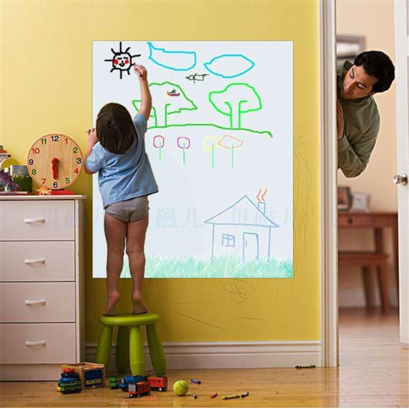 hot sale creative eco friendly pvc removable self adhesive writing board wall sticker for china eco friendly modern office