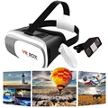 VR BOX 2.0 3D Virtual Reality Glasses VR Google Cardboard BOBO VR +Wireless Remote Gamepad+3D Photo Lens