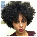 Afro Kinky Curly Wigs Short Synthetic Wigs For Black Women African American Short Wigs Cheap Wigs For Women Perruque Perucas