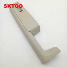 цена на For Skoda Superb door handle, front right door armrest box, passenger side inner handle frame, the lifter switch box 3T1 867 158