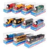 Elektrik Thomas ve arkadaşı Parça master motorlu demiryolu motoru Motorlu tren Chinldren parça oyuncak FIT parça Brio ambalaj var