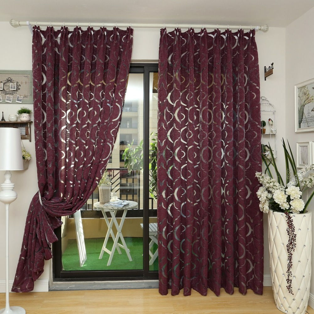 Modern Window Curtain For Home Decor
