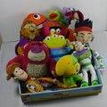 """Mano Original Jake gancho bestia Kermit Huggin Buzz Woody 8 """" 20 CM relleno muñeca envío gratis mejor regalo de navidad"""
