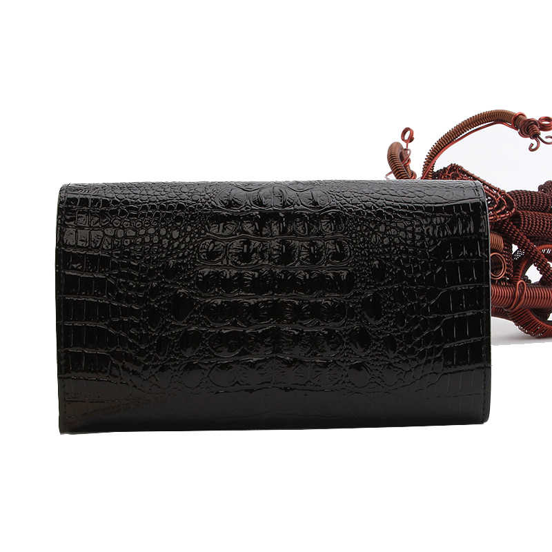 2018 золотая цепочка клатч для леди Женская сумочка модный конверт вечерние для вечеринки Вечерний Клатч черный кошелек день клатч