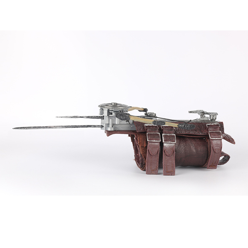 Costume Props 2019 For Ac 4 Black Flag Cosplay Weapons Edward Gauntlet With Hidden Blade Secrete Action Figure Model Toy With Box Costumes & Accessories