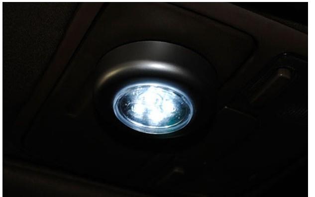 Free Shipping 4pcs Leds Camping Light Car Boot Lights Tail Box