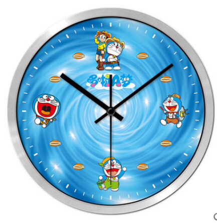 Fashion Digital Quartz Silent Wall Clock Modern Design