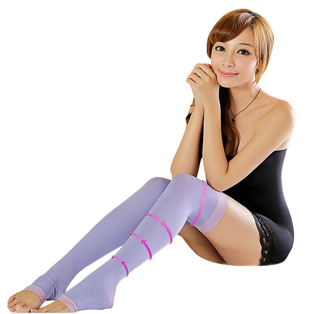 6f5f742166 Fashion Women Sexy Stockings Slimming Underwear Tights Pantyhose Thigh High  Socks Shapewear For WOmens The Foot File 1 Pair-in Control Panties from ...