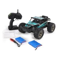 DEER MAN 1:12 Cross Country Vehicle 25KM/H 2 Batteries Remote Control Model Off Road Vehicle Toy 2.4GHz RC Climbing Car Model