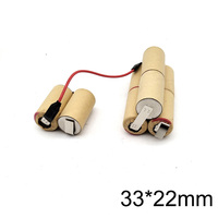 4/5SC 3000mAh for Hoover 9.6V Ni MH Battery pack CD vacuum cleaner 8360 for self installation