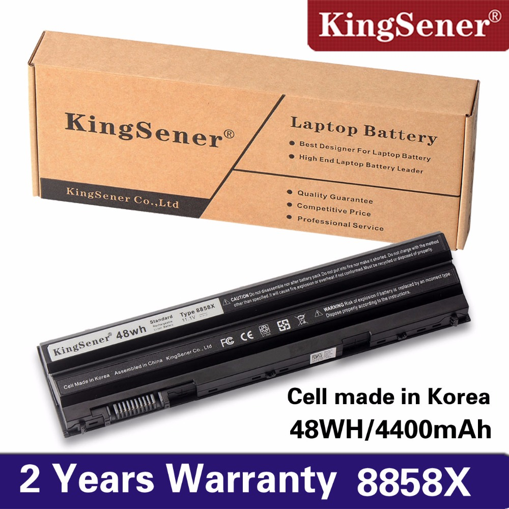 KingSener Korea Cell 8858X Battery for DELL Vostro 3460 3560 V3460D V3560D for DELL Inspirion 5520 7720 7520 5720 5420 5425 5525