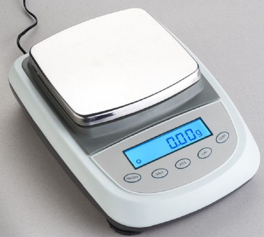 3000g x 0.01g Digital Balance Scale LCD Precision Weight