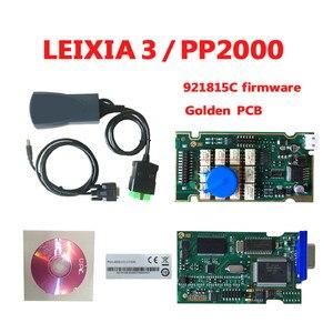 Image 1 - Lexia 3 PP2000 Với 921815C Miếng Lexia 3 V48 PP2000 V25 Diagbox 7.83 Lexia3 PP2000 Công Cụ Chẩn Đoán Cho C Itroen cho P Eugeot
