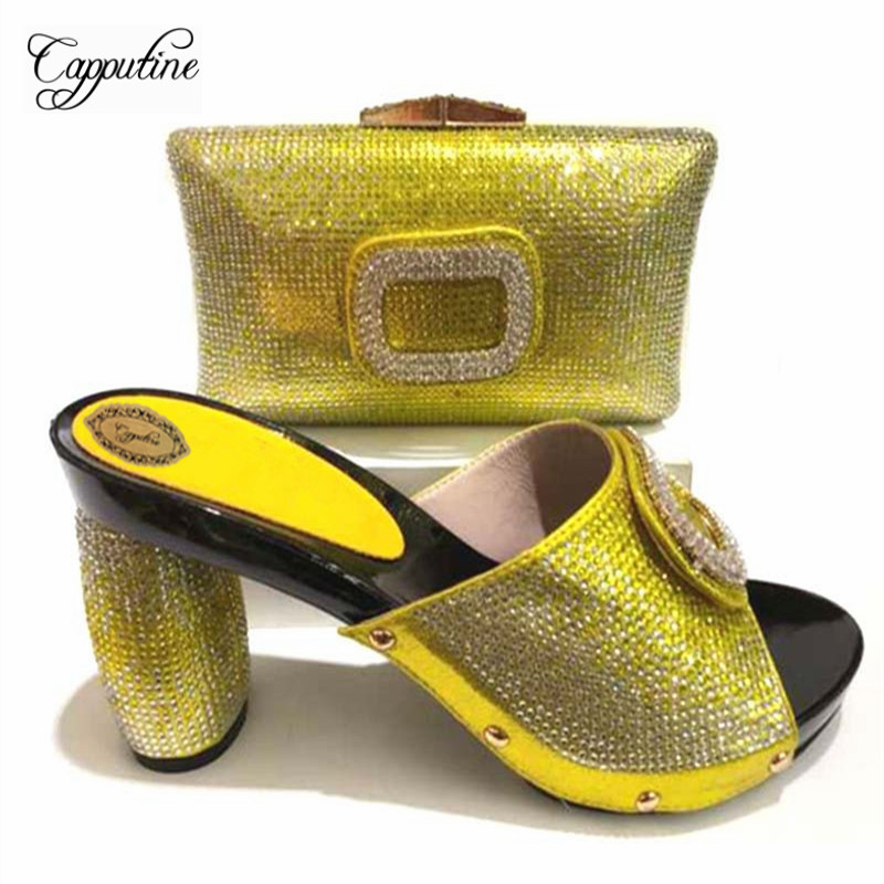 High Quality Italian Ladies Slipper Shoes And Bag Set African Design High Heels Shoes And Bag Set For Party Free Shipping TX-226High Quality Italian Ladies Slipper Shoes And Bag Set African Design High Heels Shoes And Bag Set For Party Free Shipping TX-226