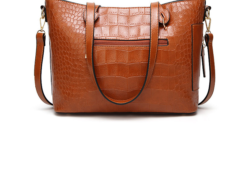 alligator crossbody bag for women shoulder bag female handbag ladies elegant shopping bag_14