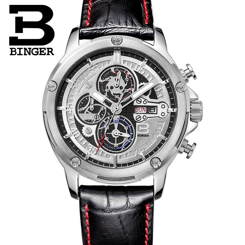 B6009-3 men's Wristwatches men