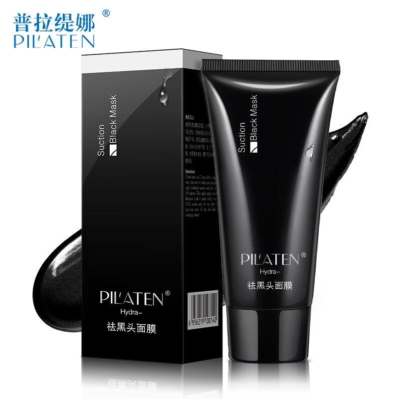 Pilaten hivatalos áruház akne feketefejű mélytisztító maszk fekete maszk Pilaten feketefej eltávolító arcmaszk 60g 1db ingyenes szállítás