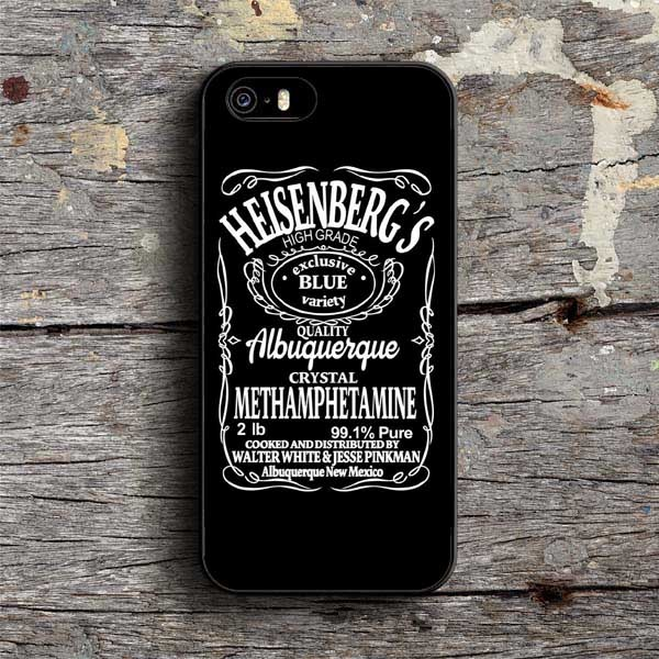Breaking Bad HEISENBERG Case For iPhone