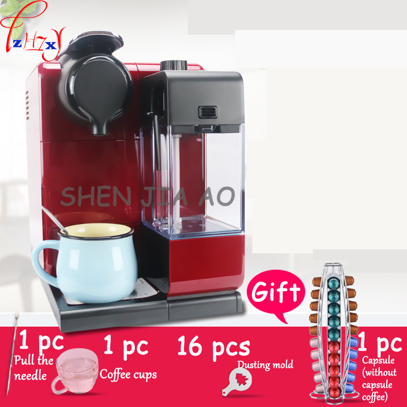 1 pc 220V EN550 home automatic capsule coffee machine 19bar intelligent touch screen control capsule coffee machine 1 pc 220v en550 home automatic capsule coffee machine 19bar intelligent touch screen control capsule coffee machine