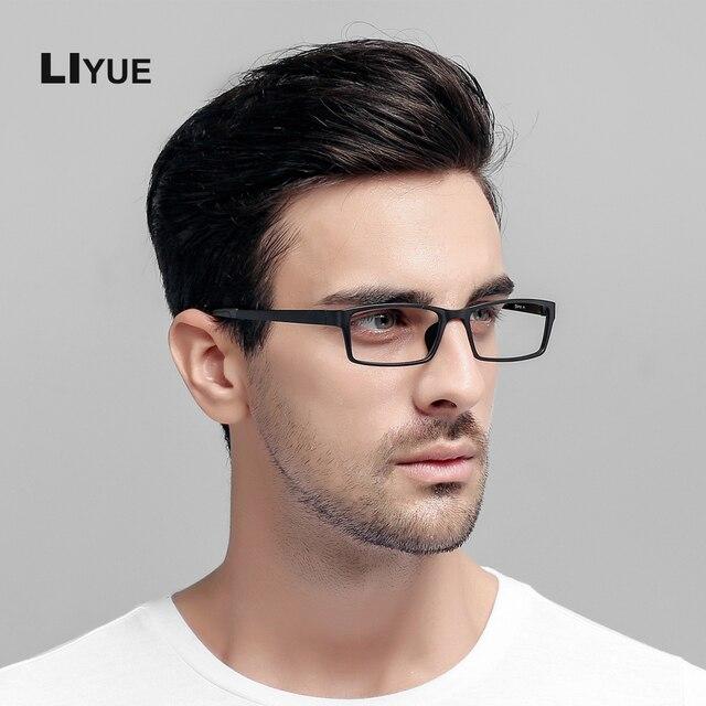 5676658ca9 Tr90 ojo Gafas marcos hombres anti ordenador láser azul fatiga resistente a  la radiación gafas mujeres marco óptico