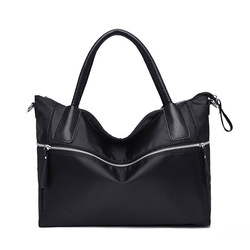 Casual Tote Women's Bag Handbag Big Capacity Nylon Fabric Shoulder Bag Messenger Bags Female Large Black Bags For Women 2018