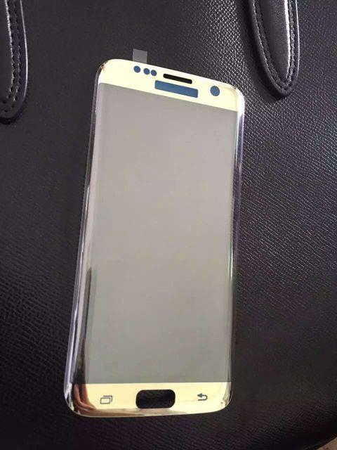 Для Samsung Galaxy S7 край всего тела протектор закаленное изогнутой закаленное фильм Fit S7 край с розничной упаковке