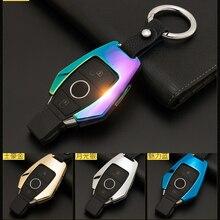 цена на Car Leather Keychain For Audi Car Sline / RS Logo Keyring A3 A4 A5 A6 A8 TT RS Q5 Q7 keyring key chain rings