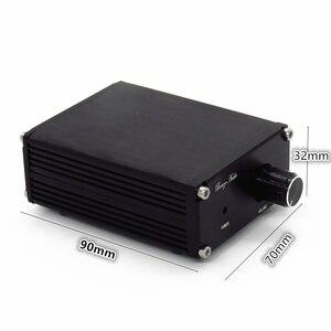 Image 5 - Placa de áudio amplificadora mono DC12V 24V, 100w tpa3116 1.0 w amplificador de áudio potente para carro subwoofer