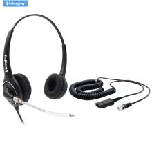 Office HD headset headphones with microphone for CISCO phones 7940,7960,7965 6921,6941,6945 8841,8941,8945 8961,9951.9971 etc