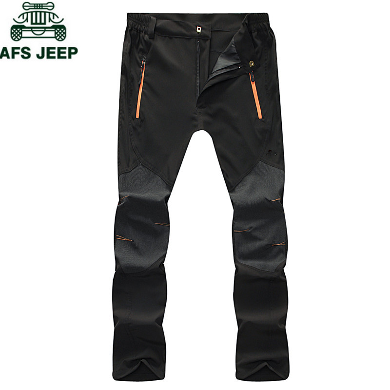 New 2019 High Quality Waterproof Windproof Casual Pants Men Women Quick Dry Breathable Joggers Army Tactical Pants Trousers