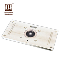 Trimming Machine Flip plate Engraving Machine Flip down Table Bakelite Milling Guide Taiwan Woodworking Slotting