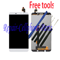 White Full LCD DIsplay + Touch Screen Digitizer Assembly For Letv Le 1 one X600 1920X1080 FHD 5.5' Cell Phone + Free tools