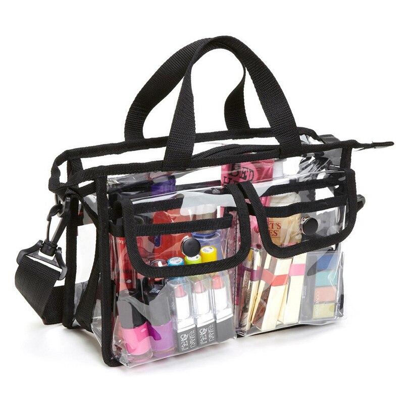 Waterproof EVA Transparent Shoulder Bag Handbags Ladies Leisure Summer Beach Bags Crossbody Bags For Women pochette sac femme алиэкспресс сумка прозрачная