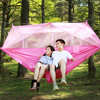 Ultralight Parachute Hammock Hunting  1