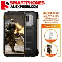 Blackview bv6800 pro android 8.0 telefone móvel 5.7