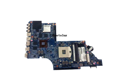 665992-001 for HP DV7 DV7-6000 laptop motherboard DDR3 Free Shipping 100% test ok free shipping orginal 630973 001 for hp for envy17 laptop motherboard daosp9mb8do hm67 ddr3 ait 100