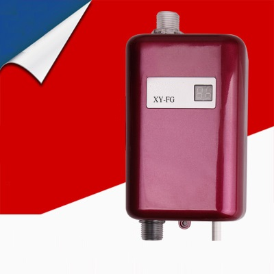 ALDXY58-XY-FG,Hot type,min household,kitchen,bath constant temperature,quick heat small electric water heater,shower water heate жидкая помада by terry terrybly velvet rouge 1 цвет 1 lady bare variant hex name d39890